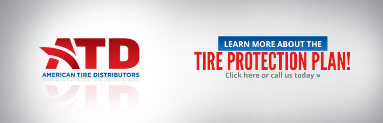 ATD Tire Protection Plan: Click here to learn more.