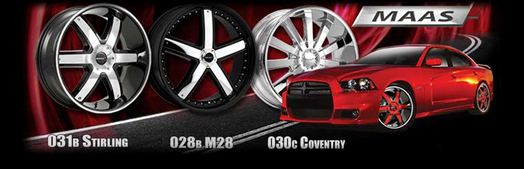 Click here to browse MAAS wheels.