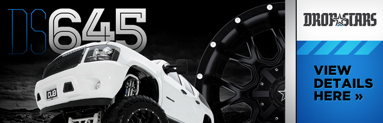 Click here to view the DS645 wheels from Dropstars.