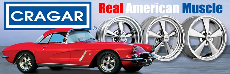 Click here to browse Cragar wheels.