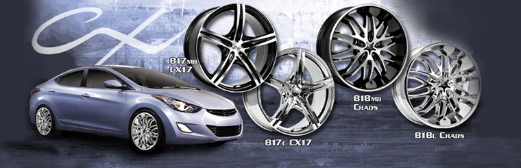 Click here to browse CX Custom Wheels.