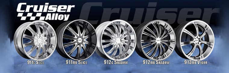 Click here to browse Cruiser Alloy wheels.