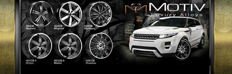 Click here to browse Motiv® Luxury Alloys.