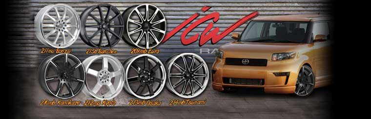 Click here to browse ICW Racing wheels.