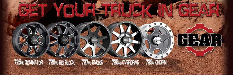 Click here to browse Gear Alloy wheels.
