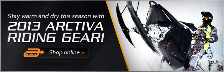 Click here to view 2013 Arctiva riding gear.