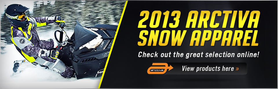 Click here to view 2013 Arctiva snow apparel.