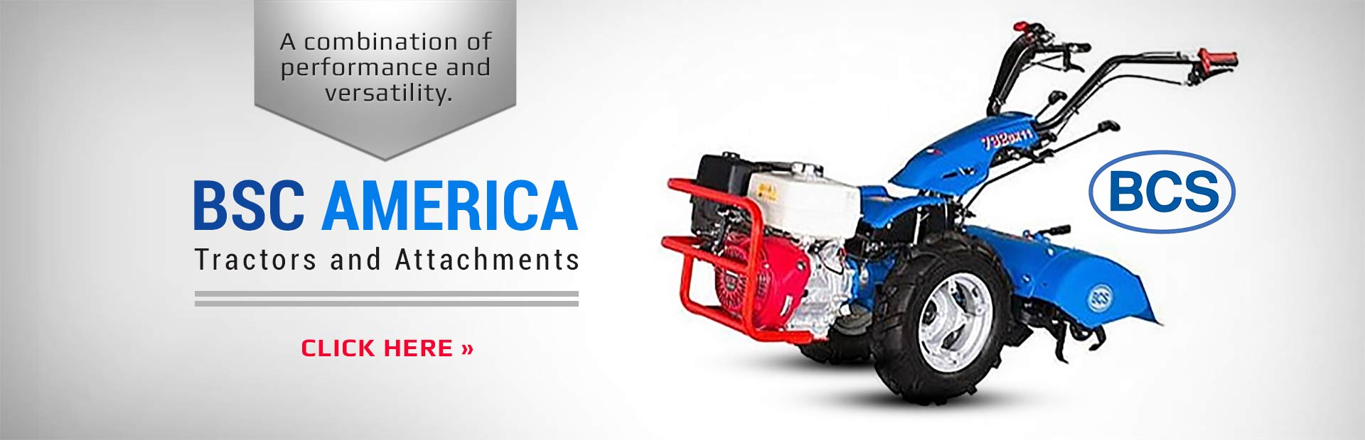 Bsc America Tractors And Attachments Click Here To View The Showcase