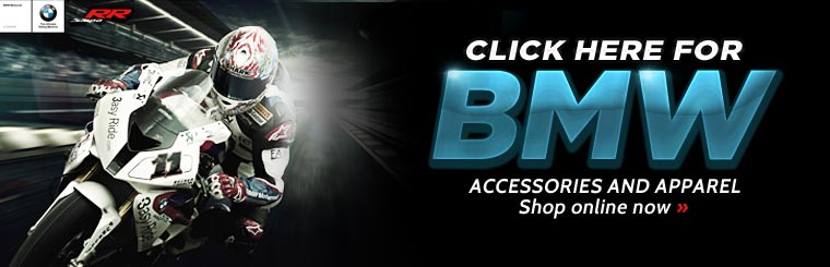 Click here for BMW accessories and apparel.