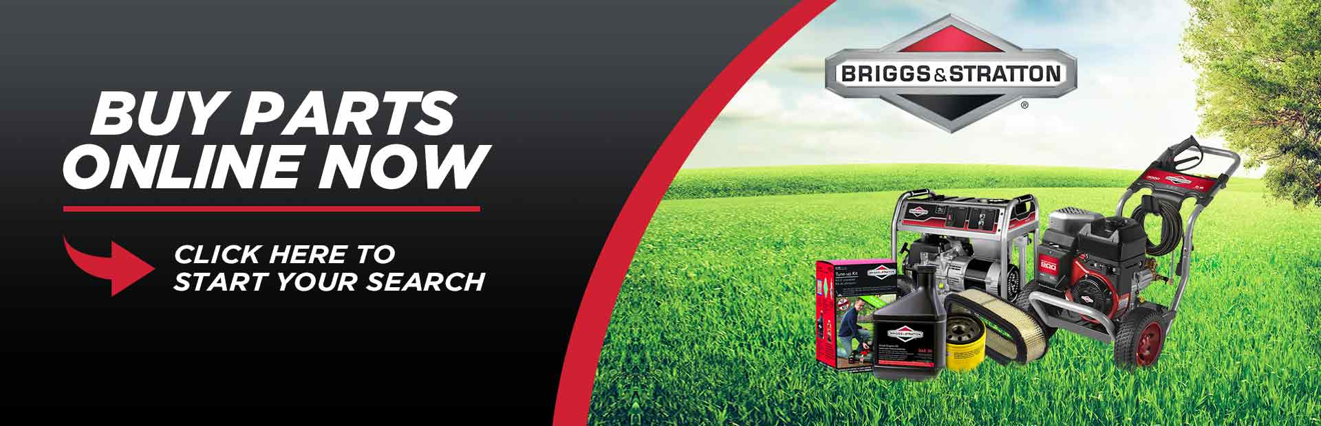 Briggs & Stratton Parts Lookup: Click here to find parts.