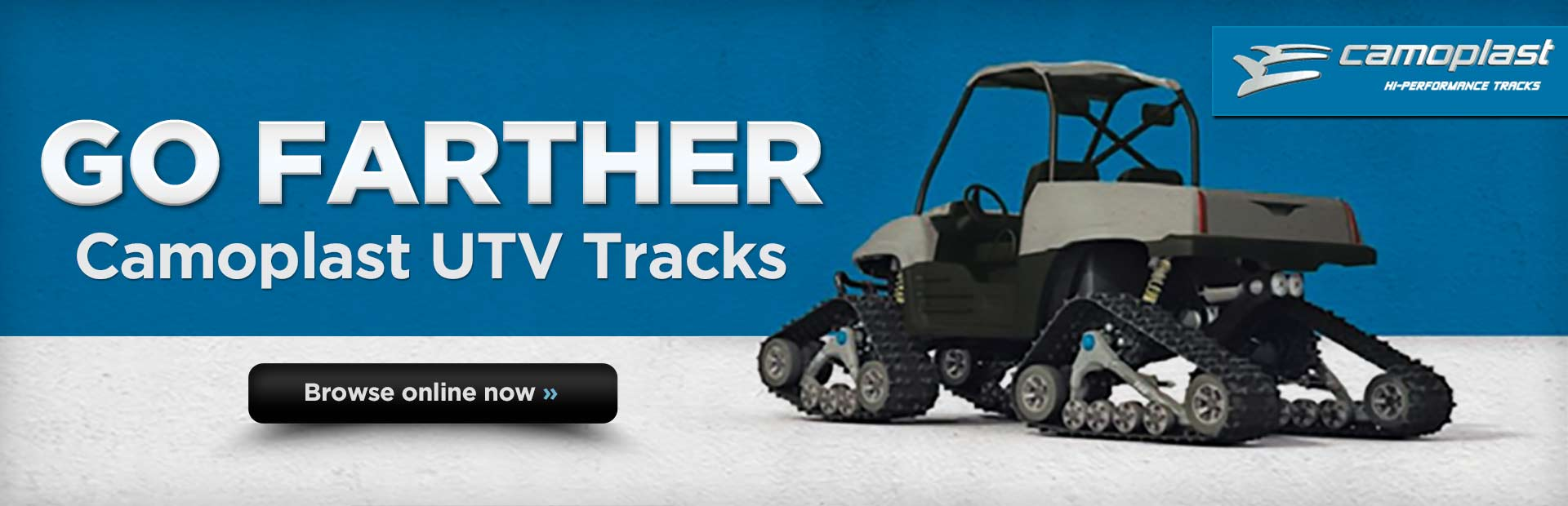 Click here to browse Camoplast UTV tracks.
