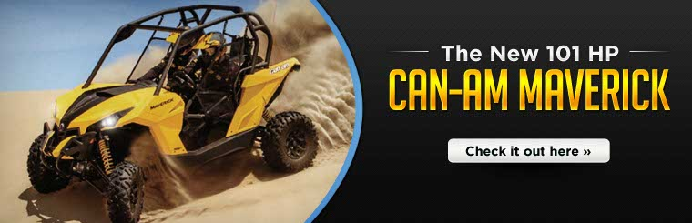 Click here to view the new Can-Am Maverick.