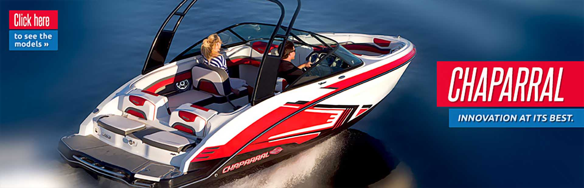Click here to view Chaparral boats.