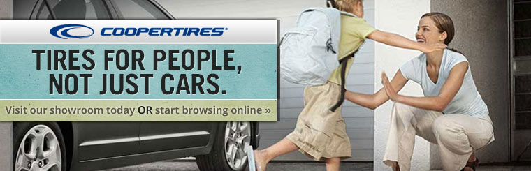 Browse Cooper tires.