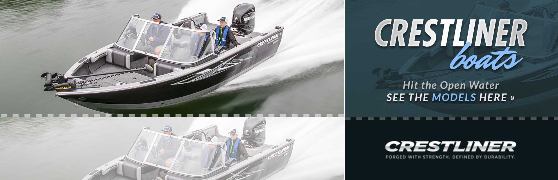 Crestliner Boats: Click here to view the models.