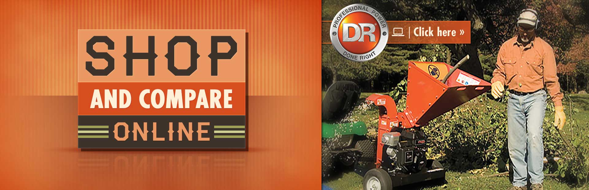 DR Power Equipment: Click here to shop and compare online.