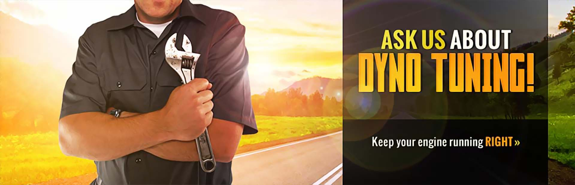 Dyno Tuning: Click here for details.