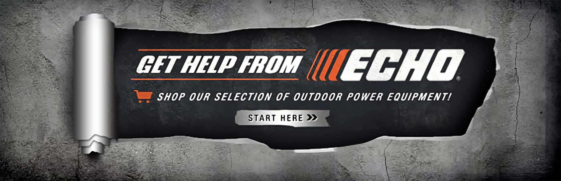 Click here to browse ECHO outdoor power equipment!