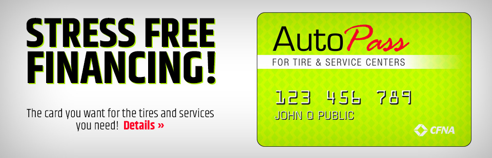 Get stress free financing from AutoPass!