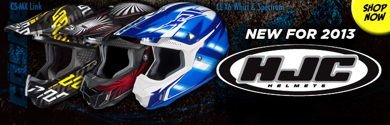 Click here to view HJC helmets.