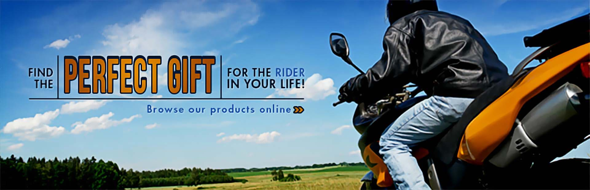 Click here to find the perfect gift for the rider in your life.