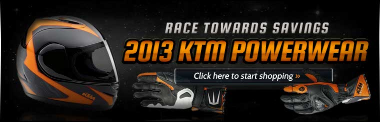 Click here to browse 2013 KTM PowerWear.