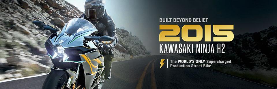 2015 Kawasaki Ninja H2: Click here to view the model.