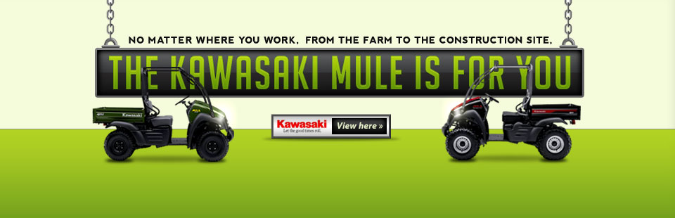 Click here to view the Kawasaki Mule.