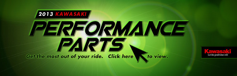Click here to view 2013 Kawasaki performance parts.