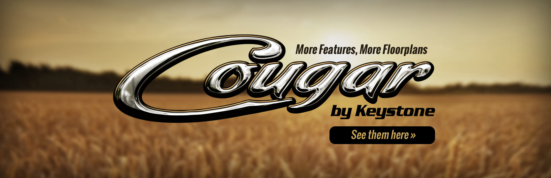 Cougar by Keystone: Click here to view the models.