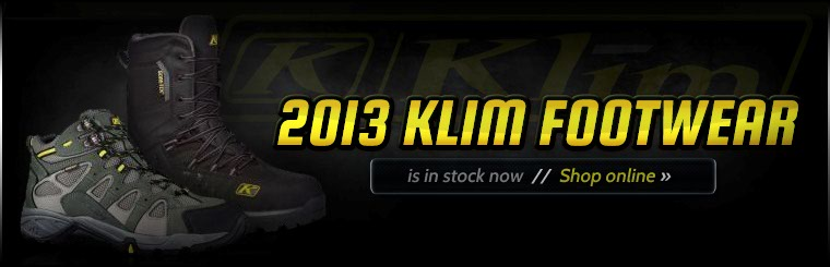 Click here to browse new Klim gear.