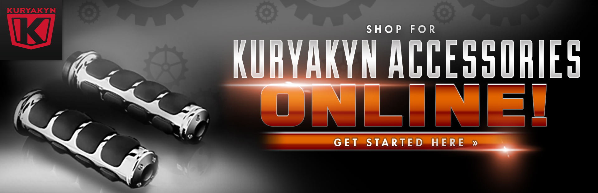 Click here to shop for Kuryakyn accessories online!
