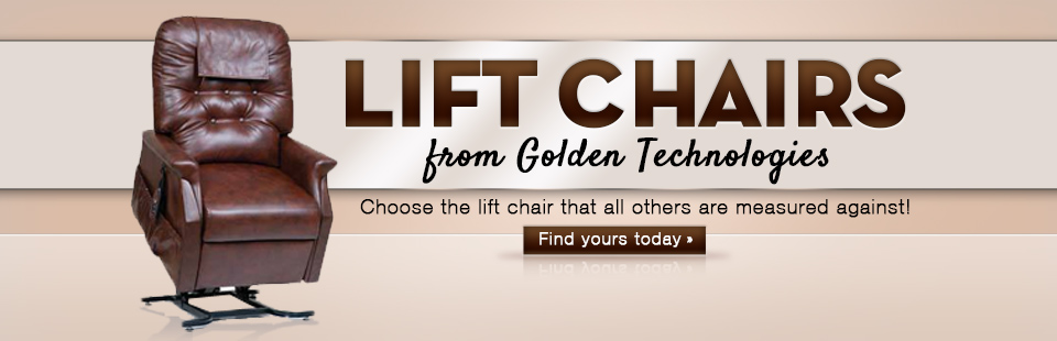 Click here to view lift chair from Golden Technologies.