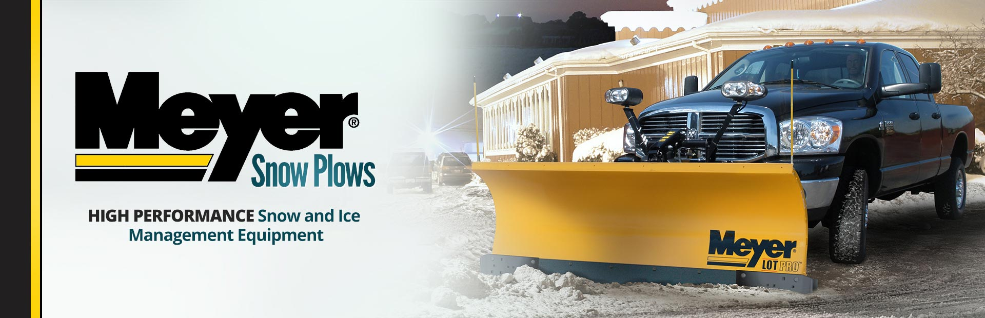 Meyer Snow Plows: Contact us for details.