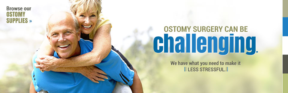 Click here to browse our ostomy supplies.