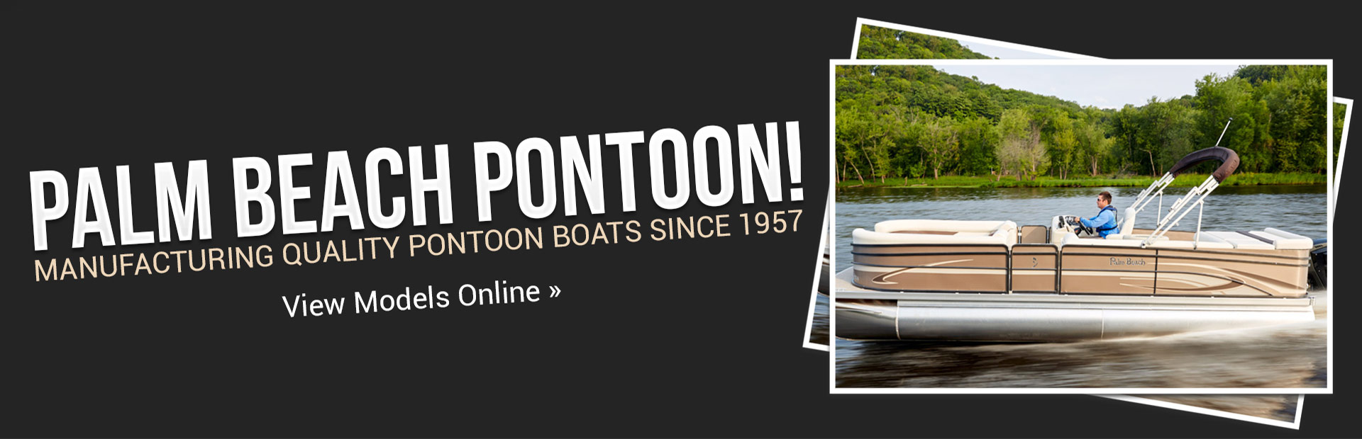 Click here to view Palm Beach pontoons.