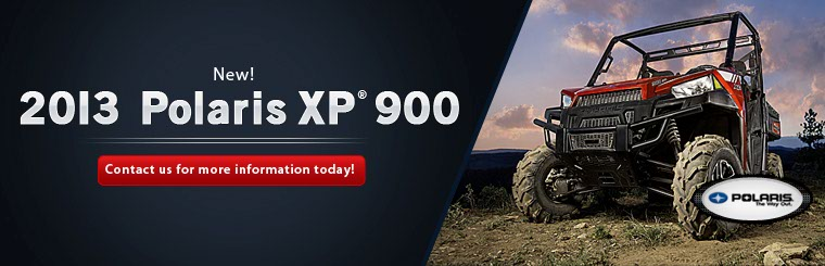 Click here to view the 2013 Polaris Ranger® XP® 900.