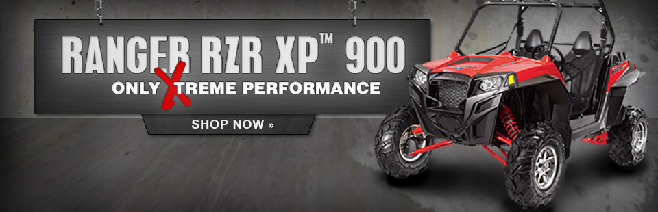 Polaris Ranger RZR XP 900: Only Xtreme Performance