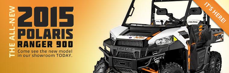 2015 Polaris Ranger XP 900: Click here to view the model.