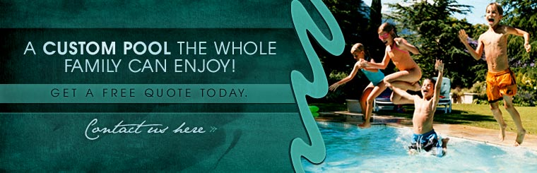 Get a free quote today on a custom pool the whole family can enjoy! Click here to contact us.