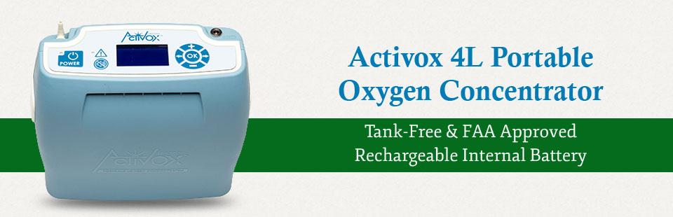 Activox 4L Portable Generator