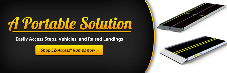 Click here to shop EZ-Access® ramps.