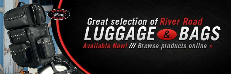Click here to view River Road luggage and bags.