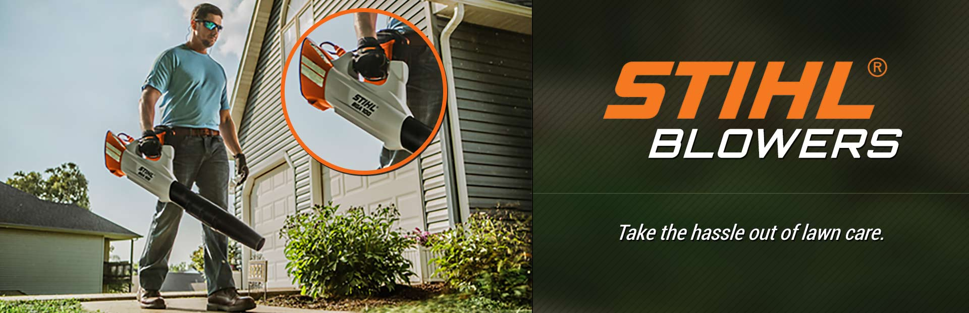 STIHL Blowers: Click here to view the models.