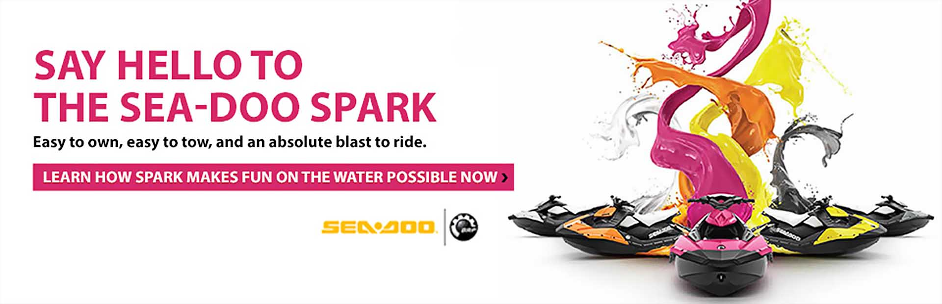 View the 2014 Sea-Doo Spark.