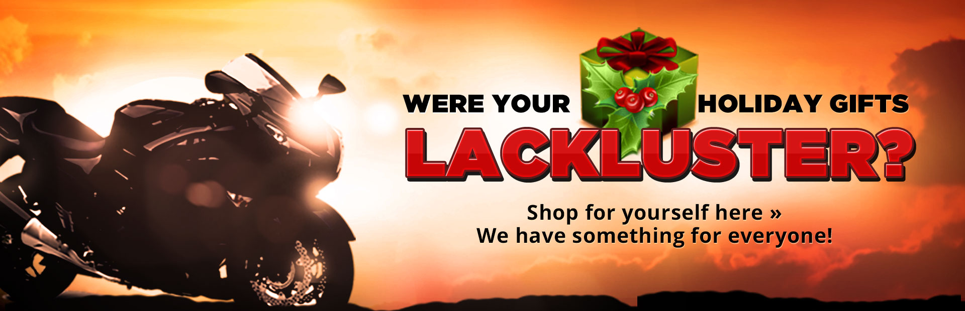 Get yourself what you really want. Click here to shop now!