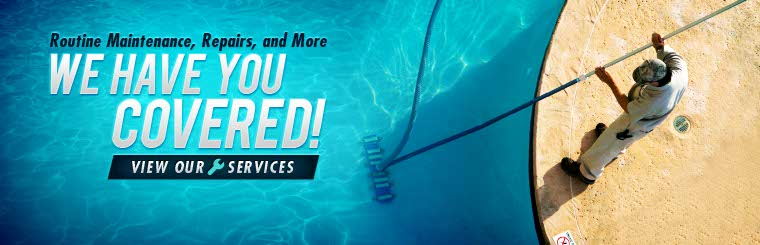 We offer routine maintenance, repairs, and more. Click here to view our services.