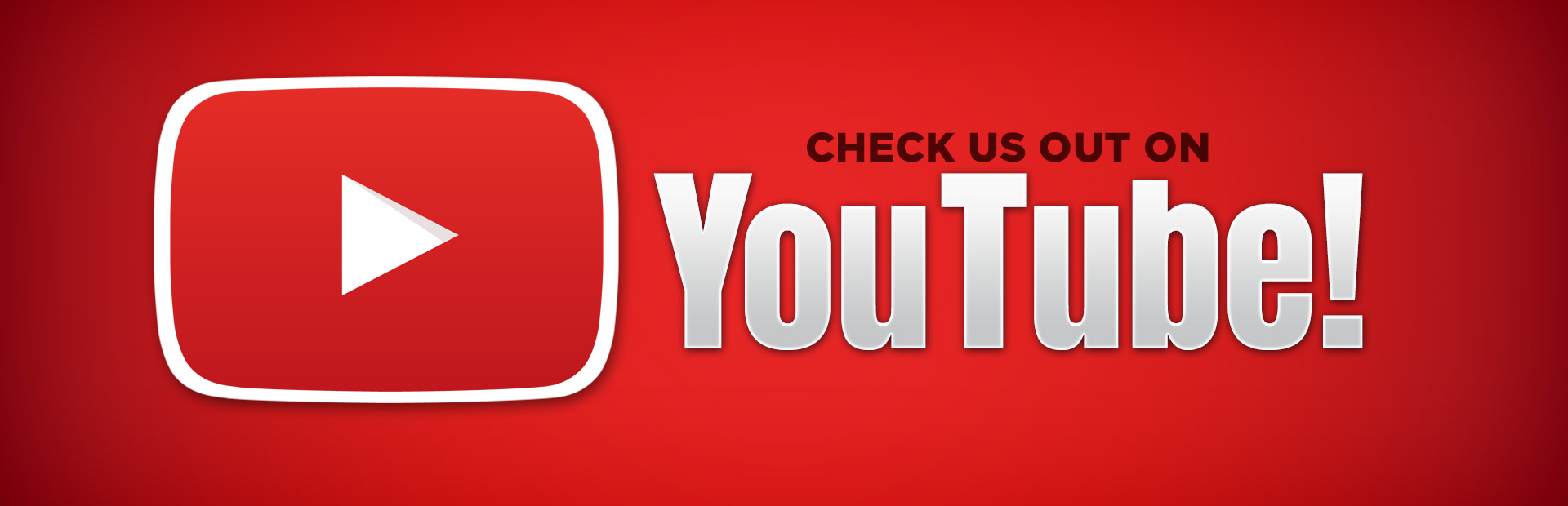 Click here to check us out on YouTube!