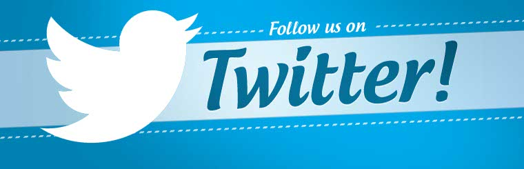 Click here to follow us on Twitter!