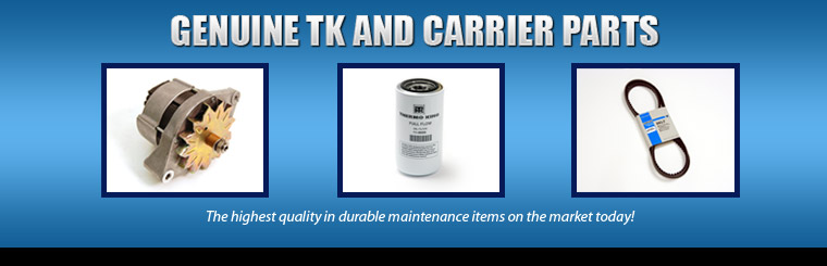Genuine Thermo King and Carrier Parts: Call for details.